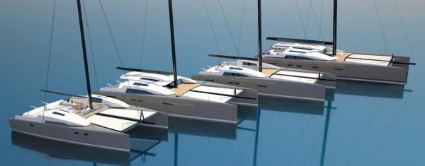 Le Breton Fast Sailing Luxury Catamarans